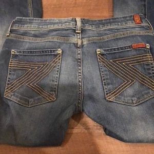 Seven for all mankind flynt jeans 27